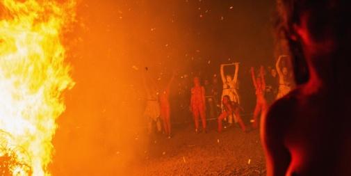 BELTANE FIRE FESTIVAL   La notte dell'Estate