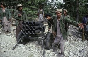 "AFGHANISTAN  ""Mujahideen in Kabul Province 1986""  © Paolo Siccardi"