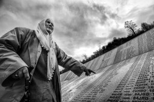 "EX-JUGOSLAVIA  ""Bosnia, Mothers of Srebrenica, Zene Zreve Rata""   © Paolo Siccardi"
