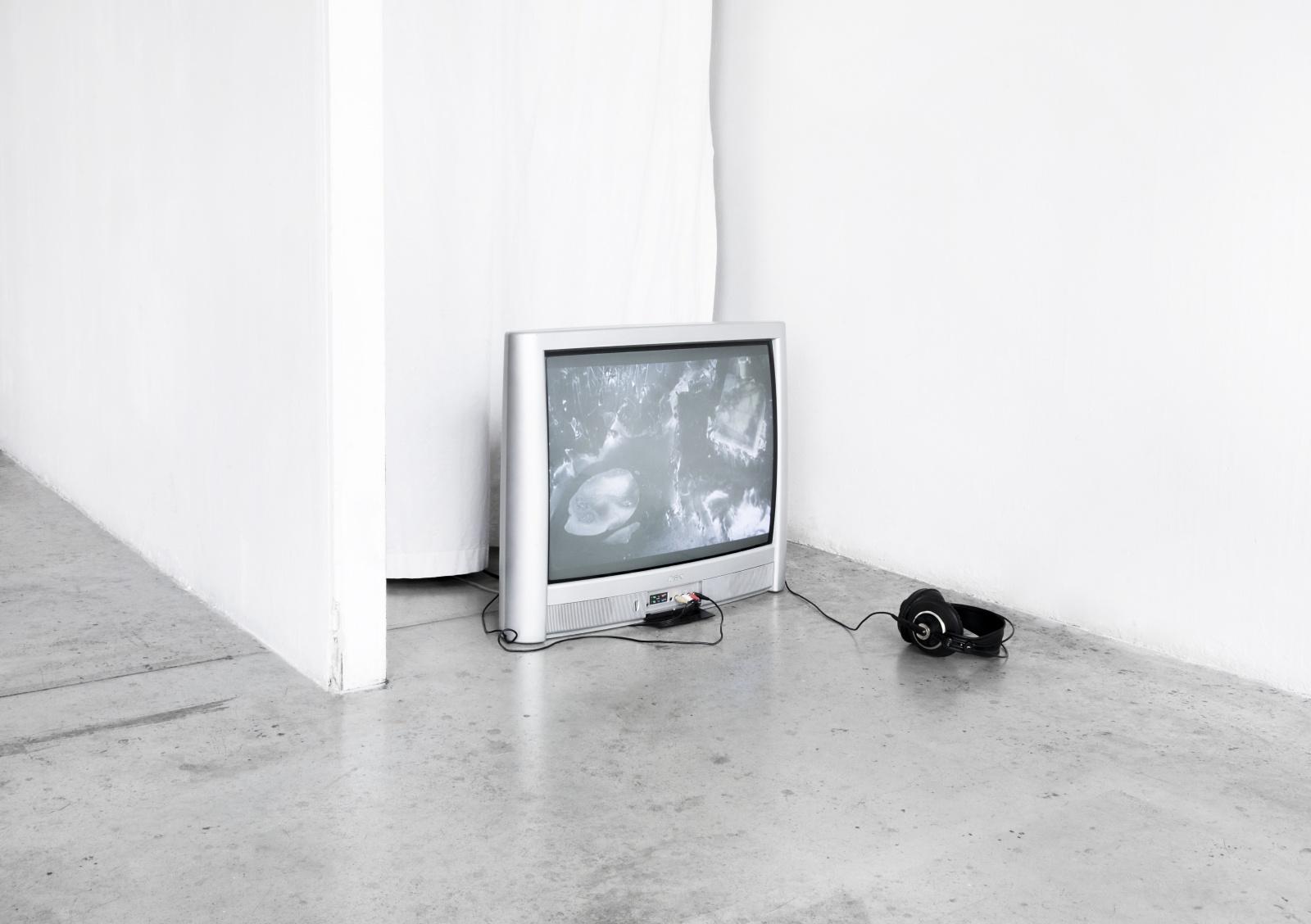 "Installation view of ""23.500 Times"", CAREOF, Fabbrica del vapore / Walk in studio event - Milan, IT"