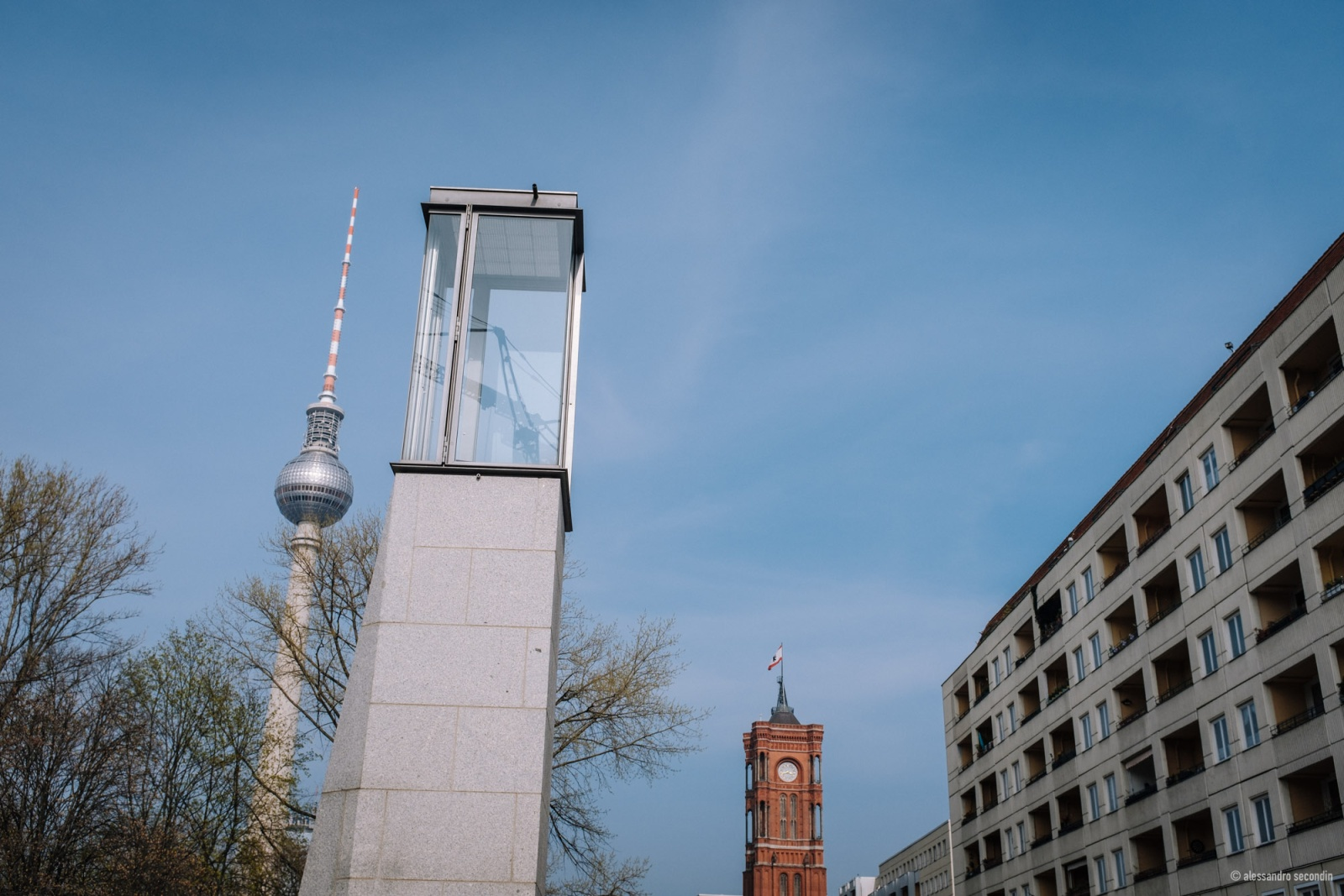 Berlin - On the move