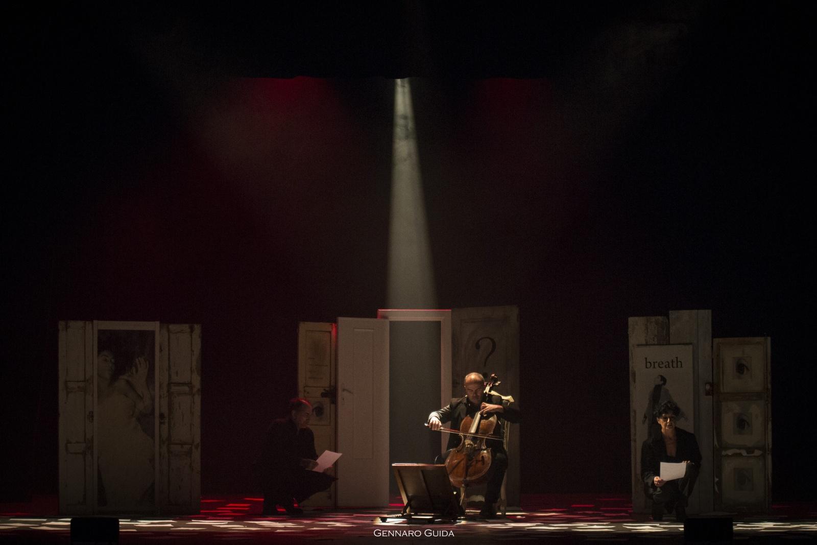 Suonando Shakespeare con Anna Garofalo, Rocco Capri Chiumarulo, Nicola Fiorino