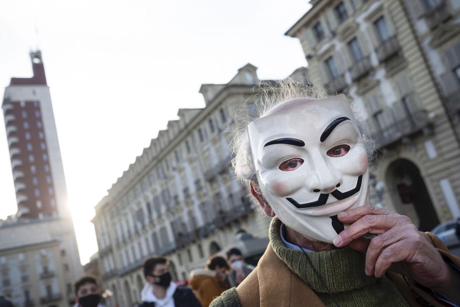 """ITALIA<br> """"COVID19, lockdown in Turin"""" <br> © Paolo Siccardi"""