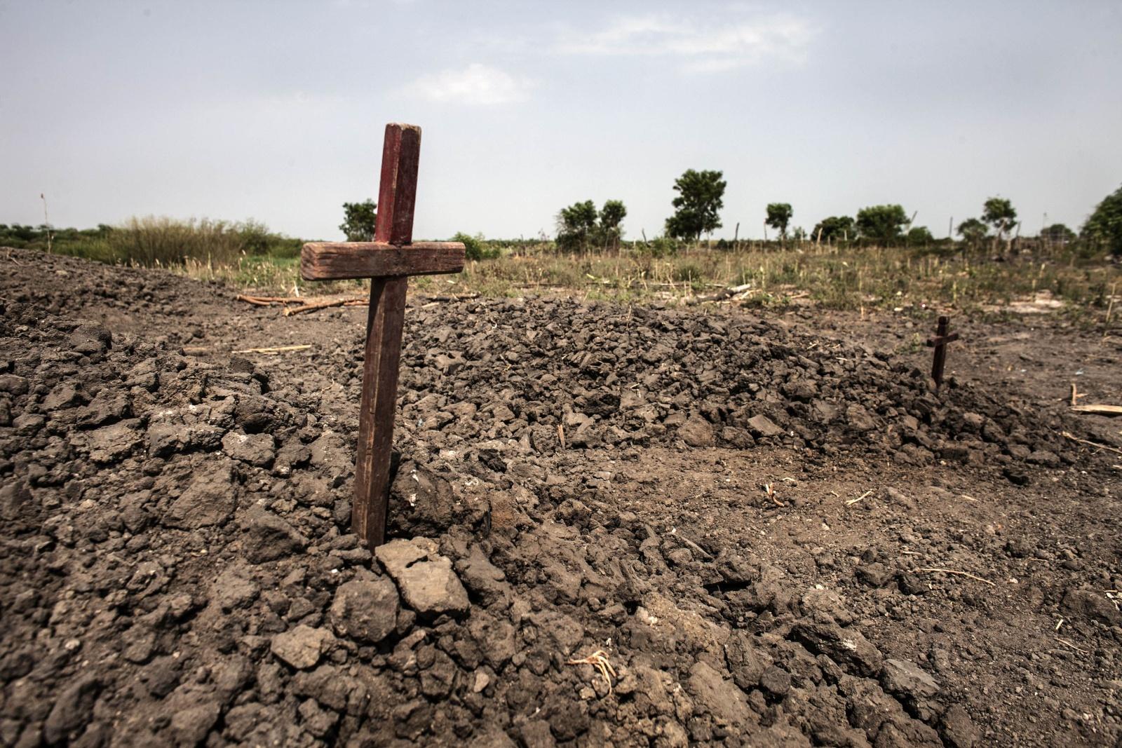 South Sudan – Ritrovamento di una fossa comune con centinaia di cadaveri nella città di Bor