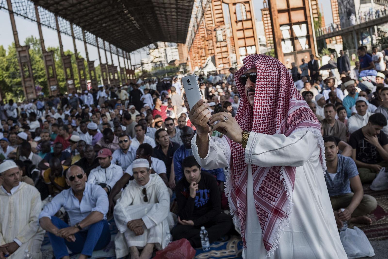 """Festa di fine Ramadan: """"Aid El Fitr"""" al Parco Dora di  Torino"""
