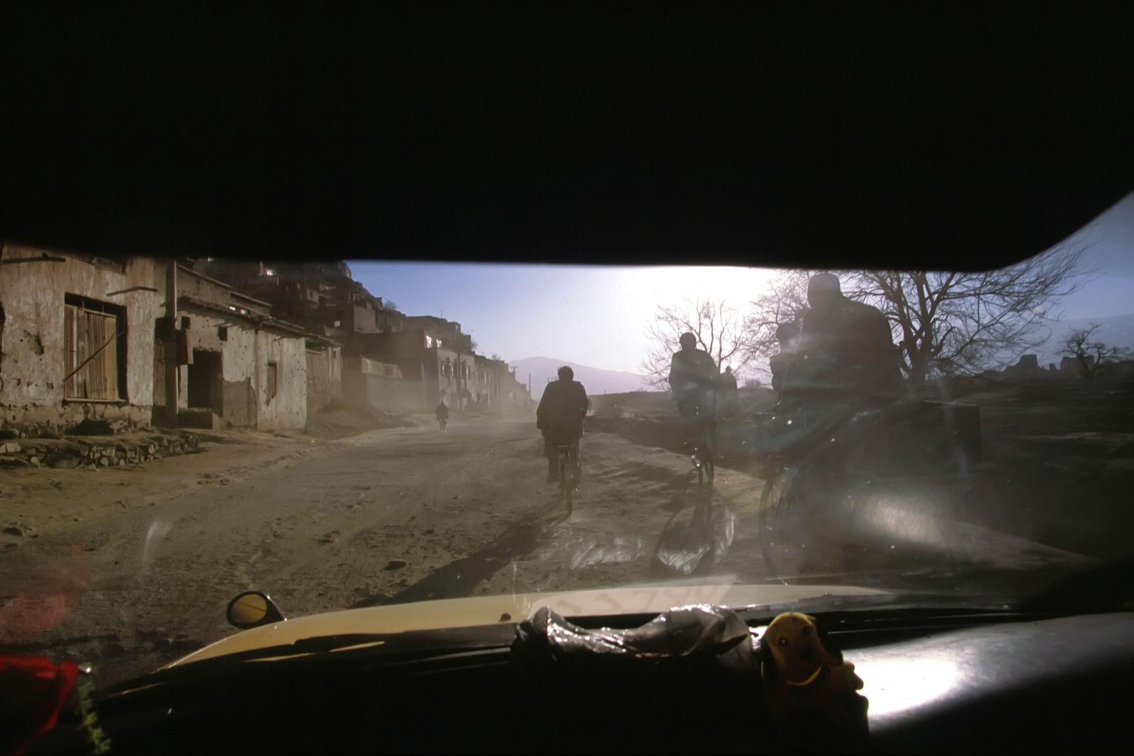 Afghanistan, Kabul sulla strada verso Jalalabad road