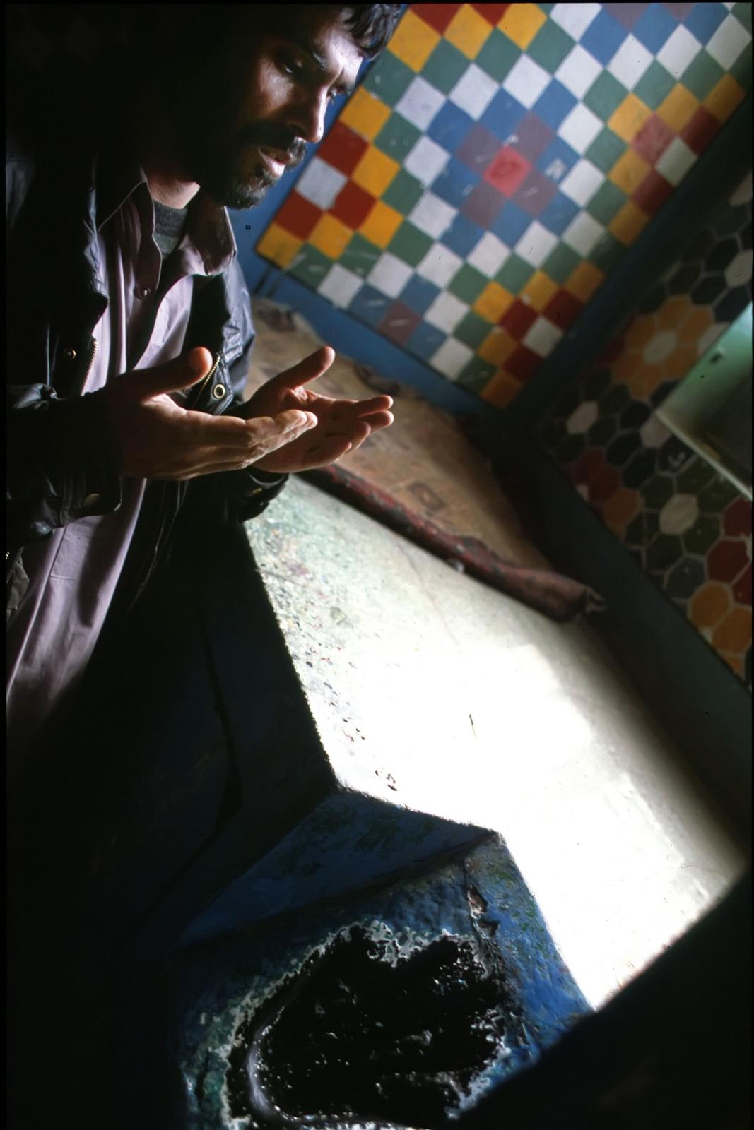 """fghanistan, rito sciita per la festa del capodanno: """"Nowruz"""" nella moschea Chendawal di Kabul"""