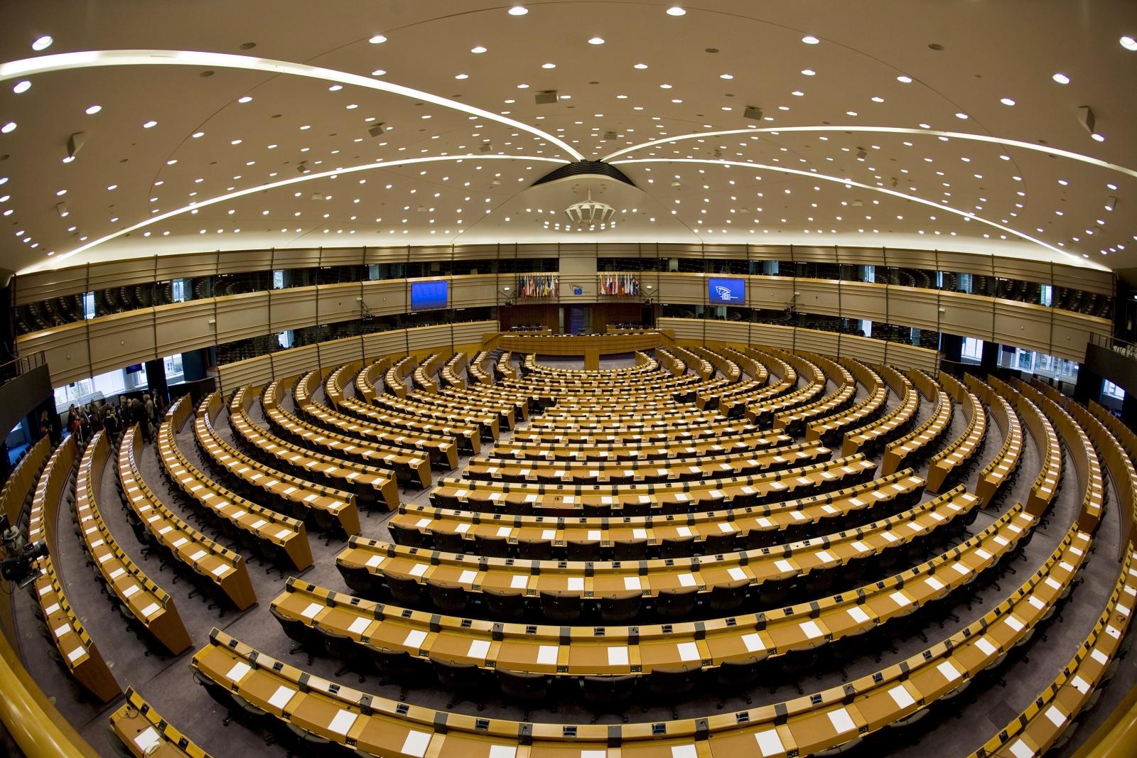 Belgio - Parlamento Europeo di Bruxelles