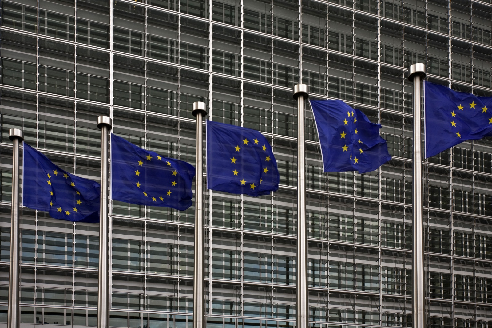 Belgio - Bruxelles, Commissioni Europea, Commission Europeenne - Schuman buiding