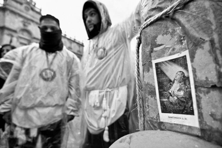 SEGNI DI DEVOZIONE | Festeggiamenti Sant'Agata